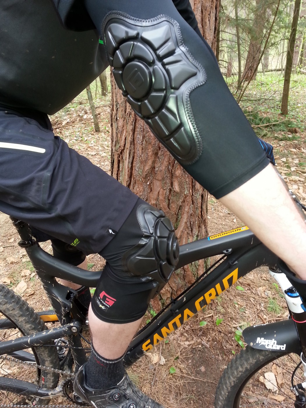 Reviewed: G-Form Knee and Elbow Pads | Mountain Bike Vermont