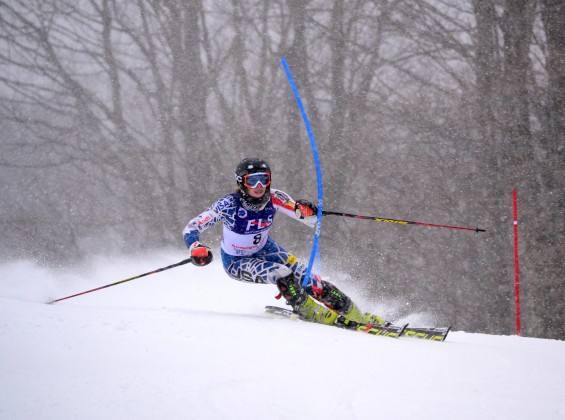 Similar rules apply to arcing skis
